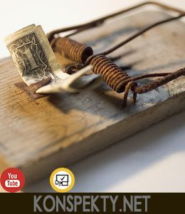Dollar Bill in a Mousetrap