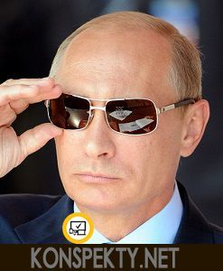 Russian Prime Minister Vladimir Putin adjusts his sunglasses as he watches an air show during MAKS-2011, the International Aviation and Space Show, in Zhukovsky, outside Moscow, on August 17, 2011. AFP PHOTO / DMITRY KOSTYUKOV